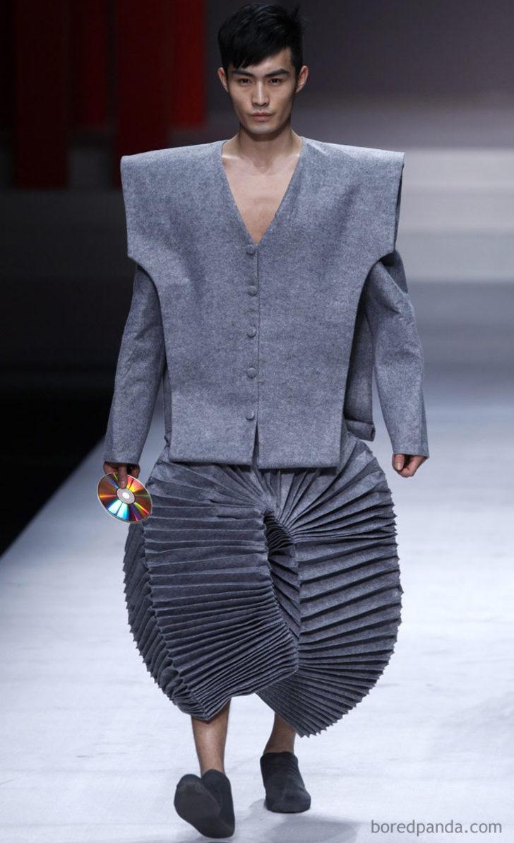 Bu nasıl Moda ! İşte en ilginç modalar galerisi resim 19