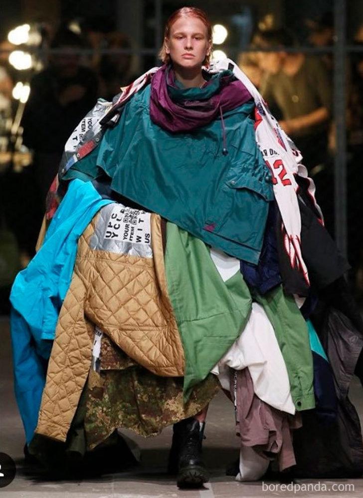 Bu nasıl Moda ! İşte en ilginç modalar galerisi resim 2
