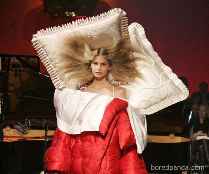 Bu nasıl Moda ! İşte en ilginç modalar galerisi resim 5