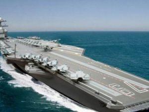 ABD 13 milyar dolarlık yeni uçak gemisiyle her yere 'barış' gö
