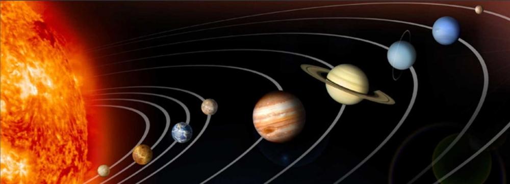 Gezegenlerin İsimleri: Dünya'nın Adı Neden Dünya'dır? galerisi resim 1