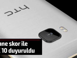 HTC 10 resmi olarak duyuruldu