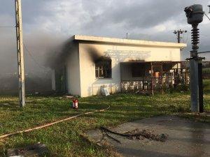 Trafoda yangın söndürüldü, Felaket ortaya çıktı!