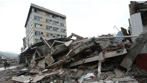 Ekvador: Depremde ölü sayısı 246'ya çıktı galerisi resim 4