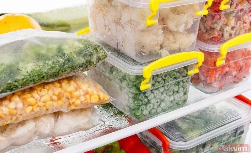 Bu besinler buzdolabında saklandığında  hastalık saçıyor galerisi resim 1