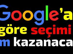 Google'a göre 3 Büyükşehirde kim kazanacak?
