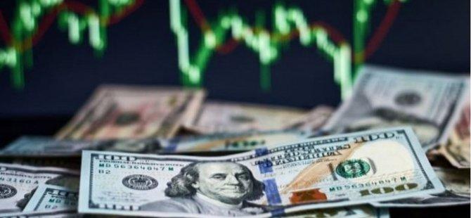 Dolar'daki düşüş bugün'de devam ediyor