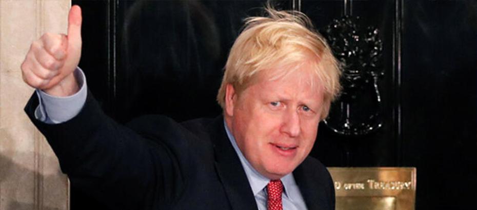 Boris Johnson yarın görevine dönüyor