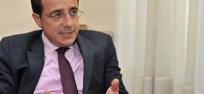 """Hristodulidis: """"Akdeniz'de ABD'den boşalan güç boşluğunu AB doldurmalı"""""""