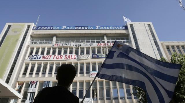 Yunanistan'da hayat durma noktasına geldi