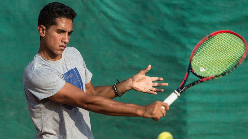 Şike ve yolsuzluk yapan Mısırlı tenisçi Youssef Hossam'a ömür boyu men cezası