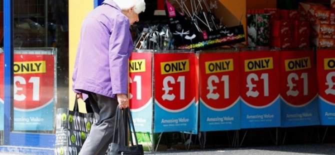 İngiltere Merkez Bankası'ndan Uyarı: Ekonomi Bu Yıl Yüzde 14 Küçülecek