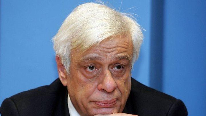 """Pavlopoulos: """"Çözümden sonra garantör güçler olamaz"""""""