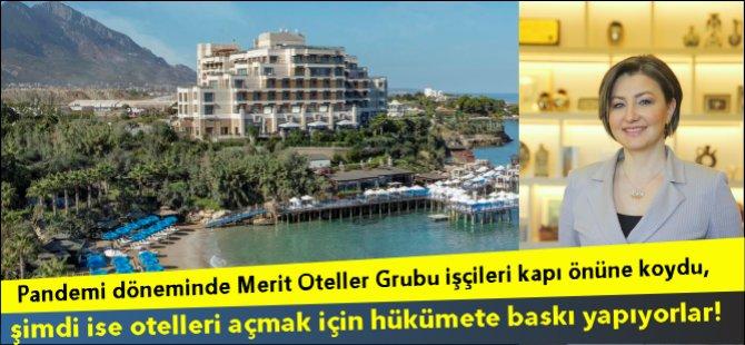 Covid-19 Salgın oteli Merit Cyprus Gardens yeniden açılmayı deneyecek!