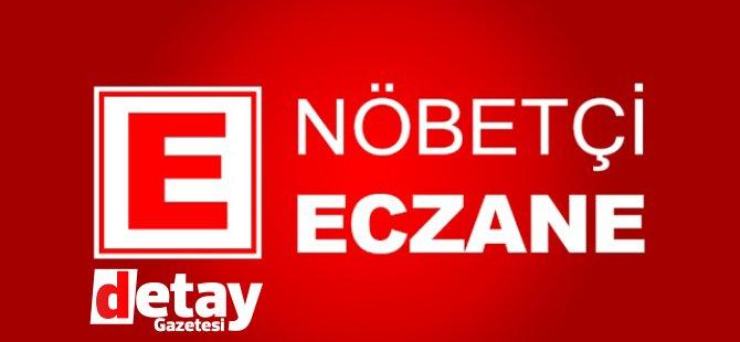 Nöbetçi Eczaneler  (8 Temmuz 2020)
