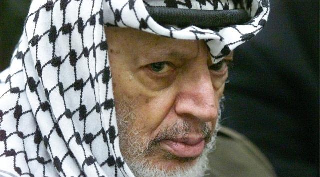 Arafatın ölümü ile ilgili gelişme