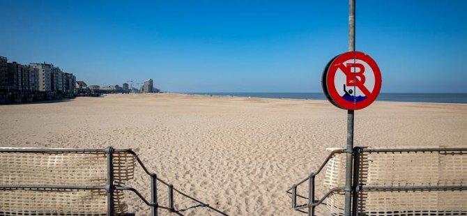 Belçika'da ülkenin tek çıplaklar plajı, pandemi nedeniyle 1 yıl boyunca kapalı kalacak