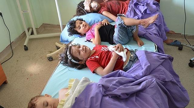 """Suriye'de 30'dan fazla """"çocuk felci"""" vakası"""