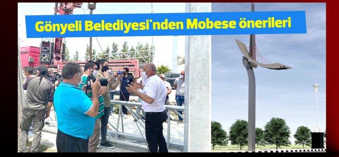 Gönyeli Belediyesi'nden Mobese önerileri