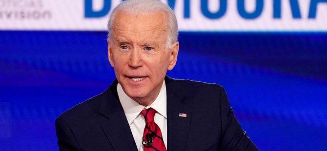 Joe Biden, Netanyahu'ya karşı çıktı: İsrail'in ilhak planını desteklemiyorum
