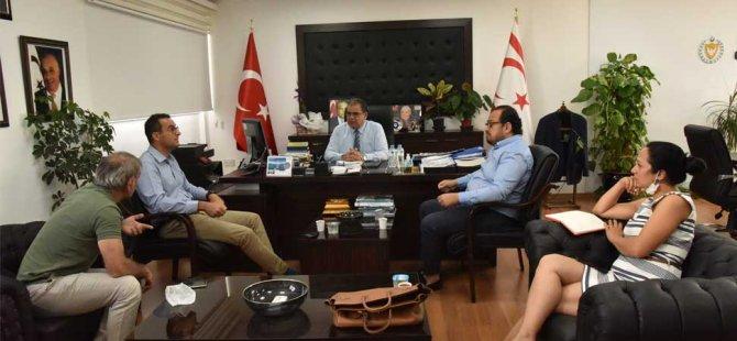"""Sucuoğlu: """"Turizm için elimizden gelen her katkıyı vereceğiz"""""""