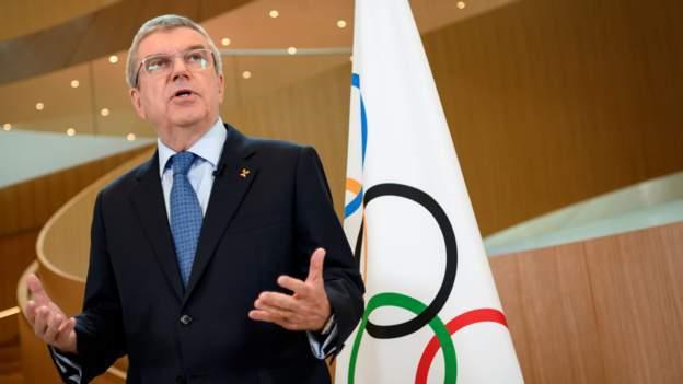 Uluslararası Olimpiyat Komitesi Başkanı: Olimpiyatlar gelecek yıl da yapılamazsa, iptal edilmesini anlayışla karşılıyorum