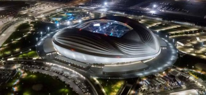 2022 Dünya Kupası maçlarının oynanacağı stadyumların yüzde 80'i tamamlandı