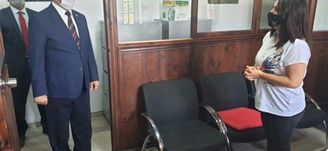 Turizm Bakanı Üstel Bakanlık ve Daire Personelinin Bayramını Kutladı