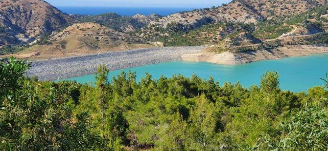 """Taşkent Doğa Parkı Direktörü Kemal Başat,Geçitköy Barajı'ndaki su seviyesini """"korkutucu boyutlarda"""""""