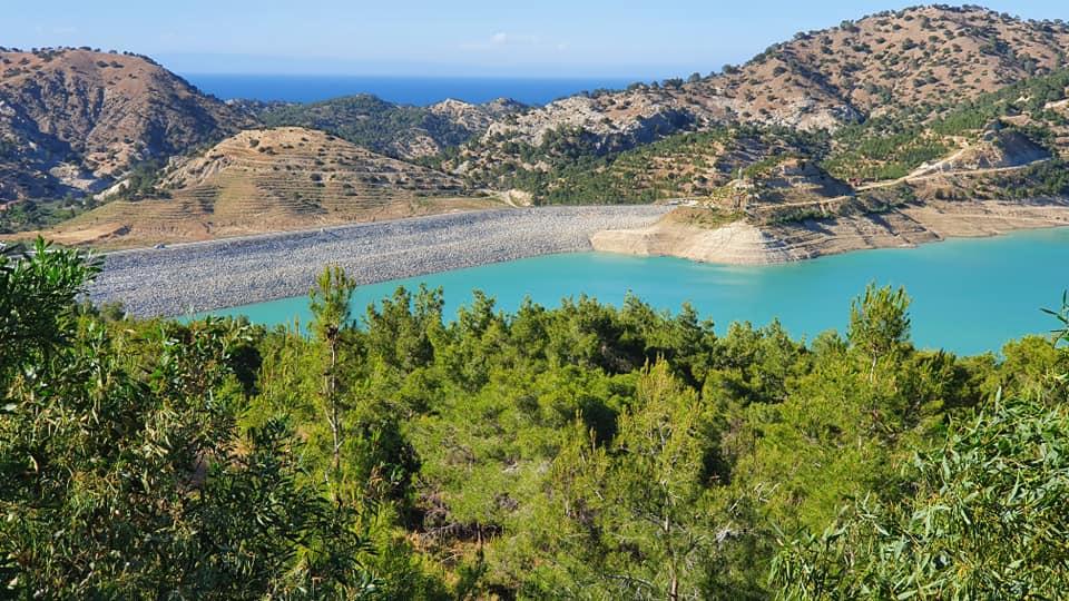 Basat:Daha Mayıs ayındayız ve Geçitköy Barajındaki su seviyesi korkutucu boyutlarda.