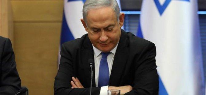Netanyahu yolsuzluktan hakim karşısında