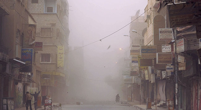 Suriye'de savaş devam ediyor: 56 ölü