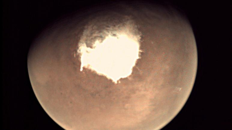 Ay'a insan göndermeye hazırlanan Çin, temmuzda Mars yüzeyine sonda gönderiyor