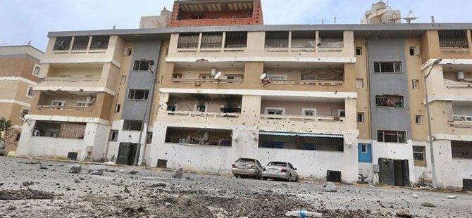 BM Libya Destek Misyonu sivil yerleşim yerlerinin mayınla tuzaklanmasını kınadı