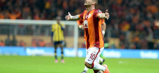 Wesley Sneijder, Galatasaray'a dönüyor