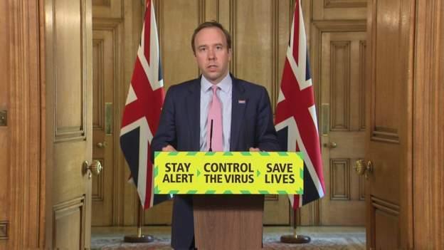 İngiltere Sağlık Bakanı: Remdesivir'den şimdiden umut vaat eden sonuçlar aldık