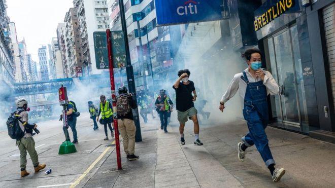 Hong Kong'da ne oluyor: Çin'in protestoları yeniden başlatan ulusal güvenlik yasa teklifi ne içeriyor?