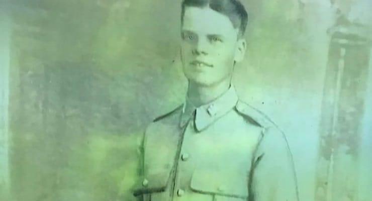 Britanyalı askerin 1940'ta cepheden yazdığı mektup 80 yıl sonra ailesine ulaştı