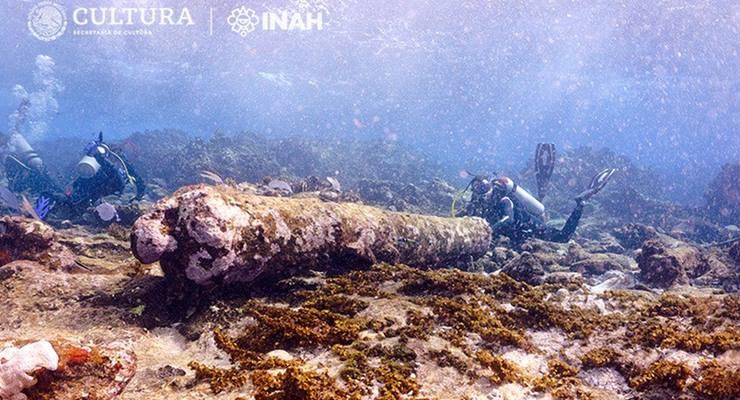 200 yılı aşkın süre önce batan geminin enkazı bulundu