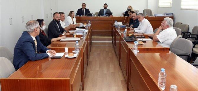 Kıb-Tek'teki ihalelerde usulsüzlük yapılıp yapılmadığına ilişkin meclis araştırma komitesi bugün toplandı