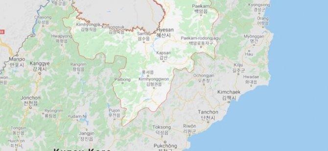 Kuzey Kore, koronavirüs salgını sırasında ülkeden kaçmaya çalışan bir çifti idam ettiğini duyurdu