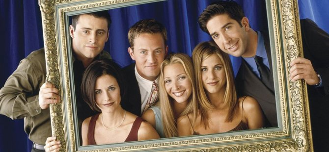 Friends'in 'geri dönüş' bölümünün detayları: Hayranlara bir iyi bir de kötü haber