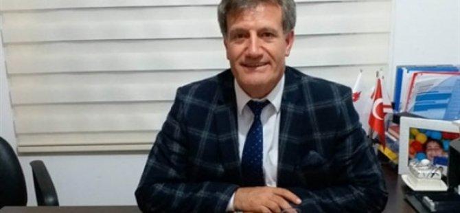 TC Cumhurbaşkanı Yardımcısı Oktay'dan KKTC Cumhurbaşkanı Adayı Arıklı'ya Geçmiş Olsun Telefonu