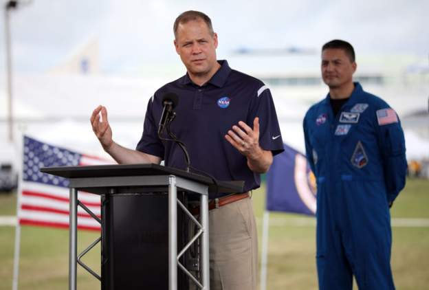 NASA: Cumartesi gün uçuş olasılığı %50, fırlatma Pazar'a kalabilir