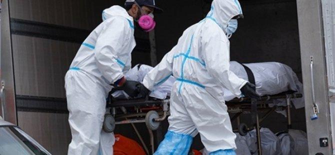 Peru'da Son 24 Saatte Kovid-19 Nedeniyle 131 Kişi Öldü