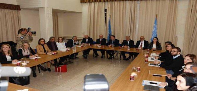 İki Toplumlu Sağlık Komitesinin Dünkü Toplantısı Rum Basınında