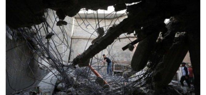 İsrail, Filistinlilere ait 200 kadar iş yerini yıkmayı hedefliyor