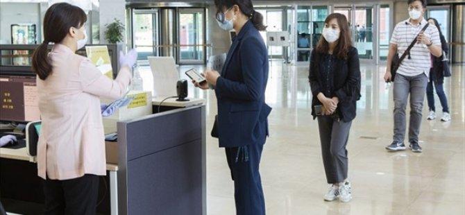 Çin'de 16, Güney Kore'de 35 Yeni Kovid-19 Vakası Tespit Edildi