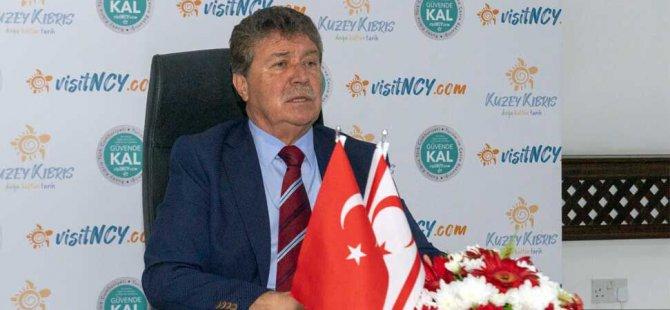 Turizm Bakanı Üstel: Ortada bir hukusuzkuk yoktur