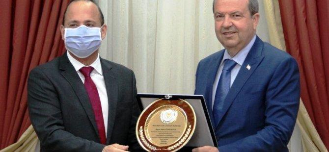Tatar: Özmerter'in fedakarlıkları takdirle izlendi